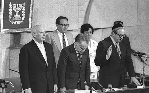 1978 | נשיא המדינה