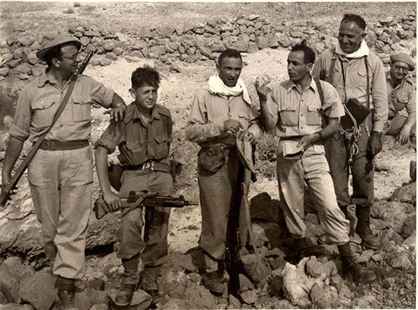 1946 | מפקד שירות הידיעות של ההגנה